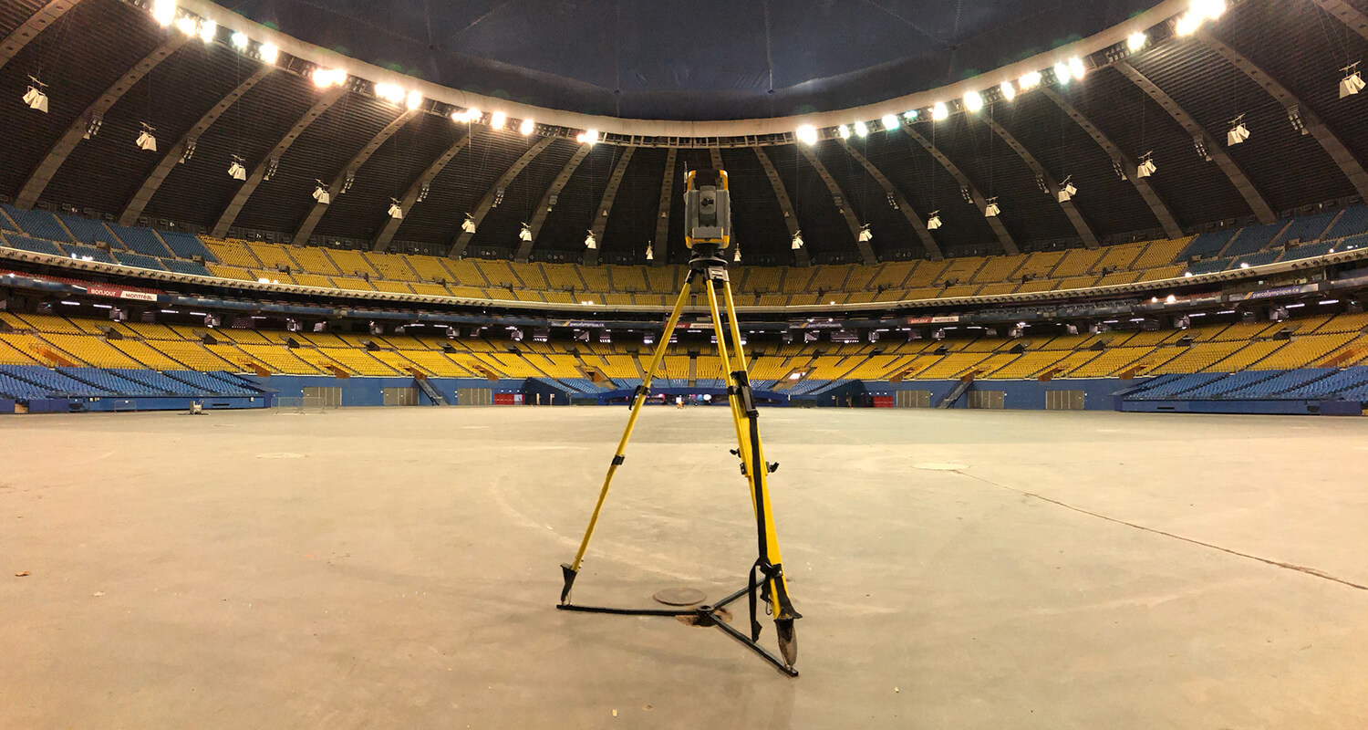 arpentage-stade-olympique-montreal
