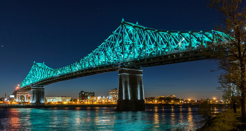 arpentage-technique-modelisation-de-structure-pont-jacques-cartier-montreal